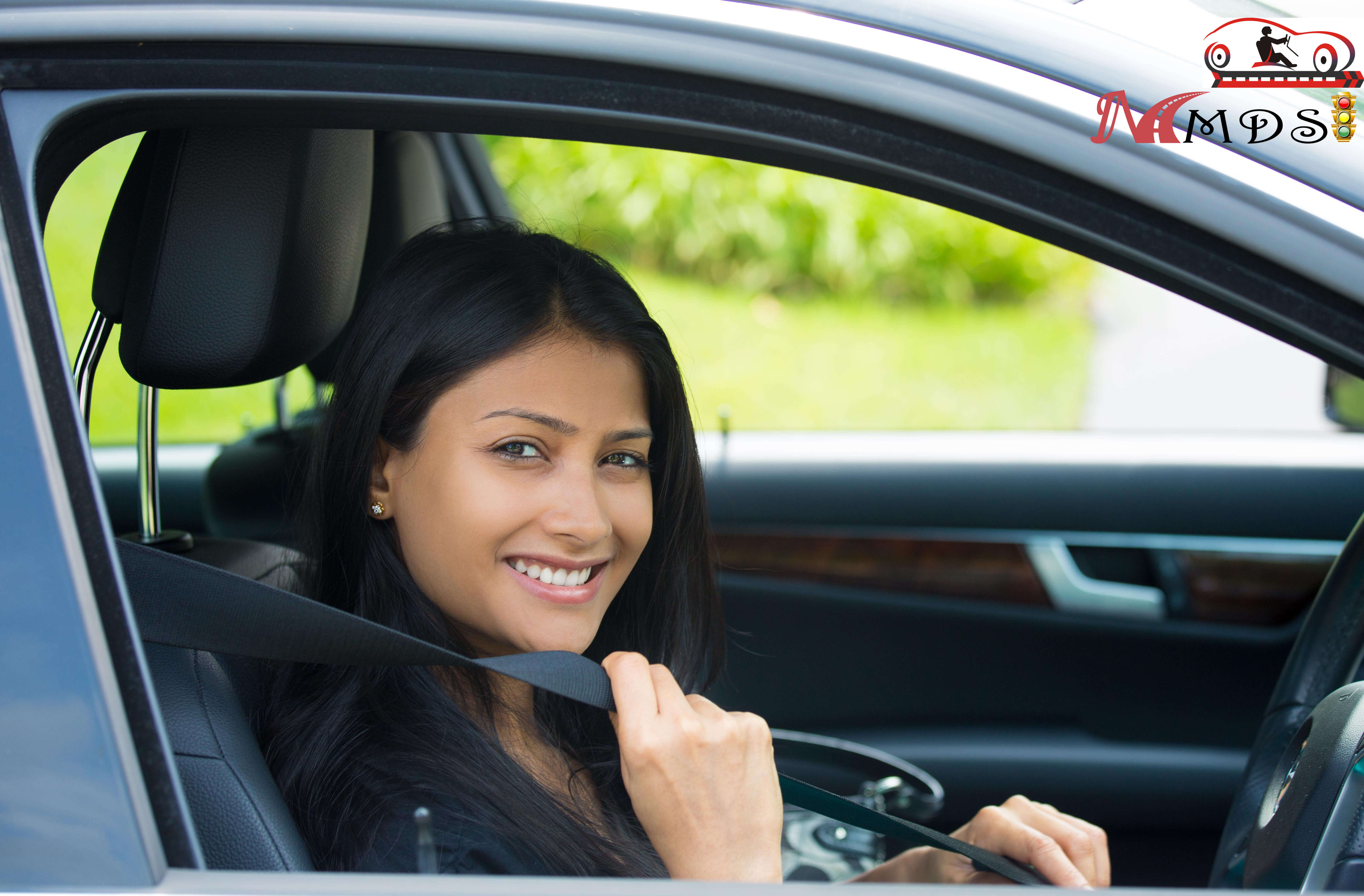 Women S Safety Car Driving School